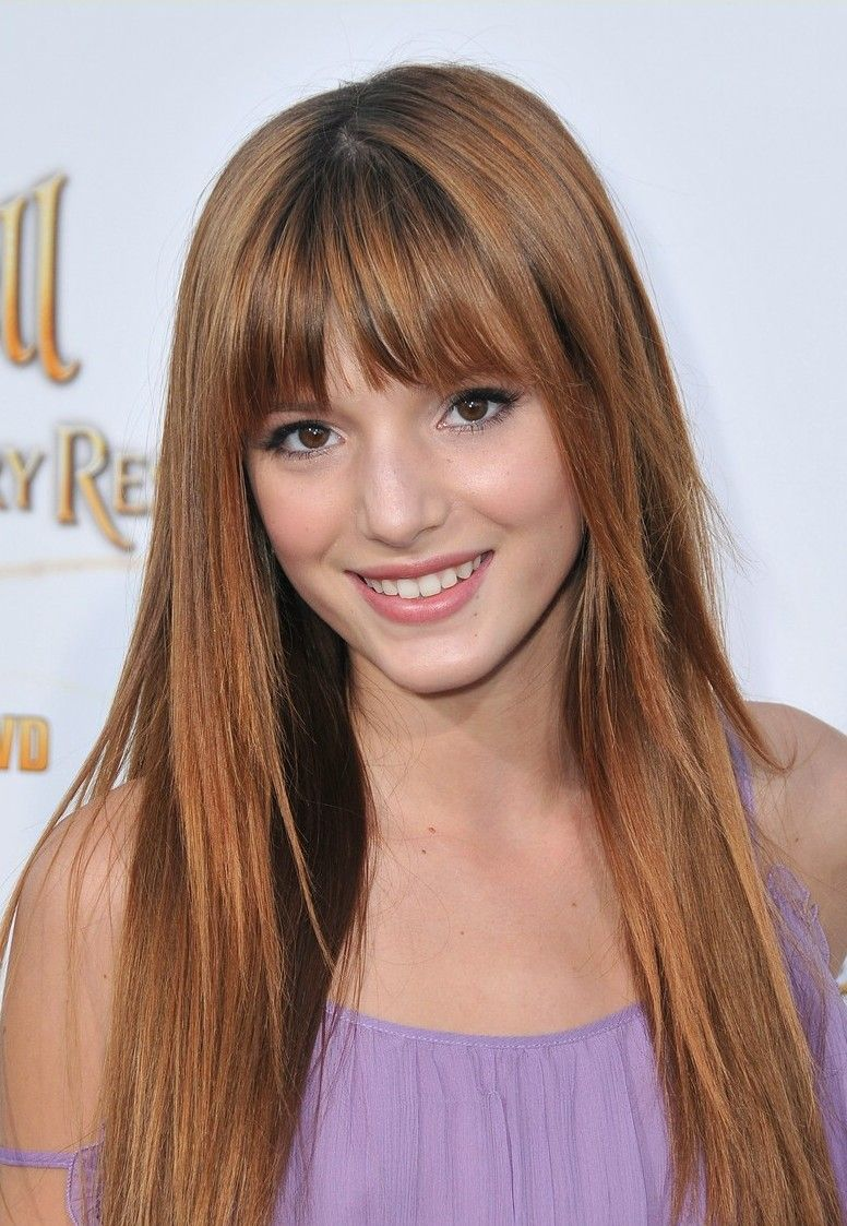 Bella thorne hair and makeup pinterest bella thorne and bangs