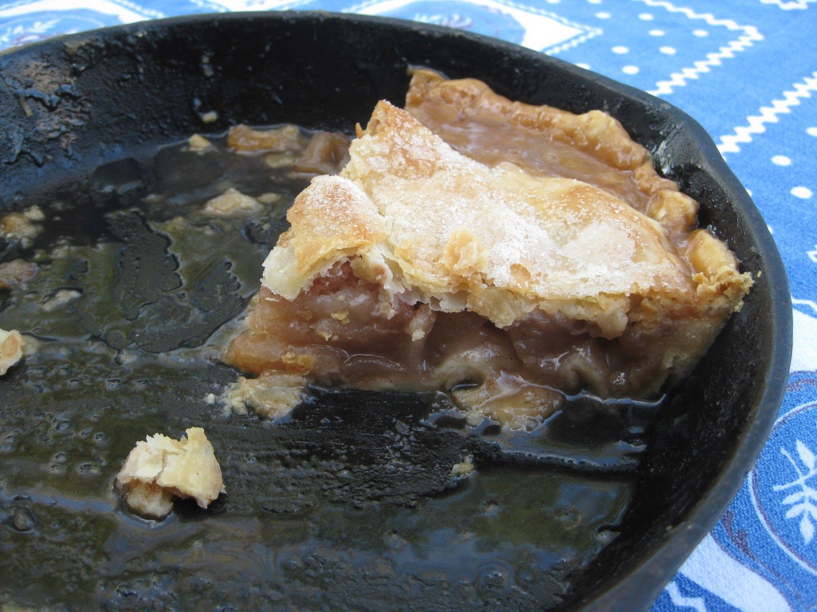 recipe: iron skillet apple pie recipe [32]