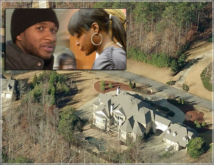 R. Kelly's Atlanta Mansions 'Ransacked' While On Tour ...