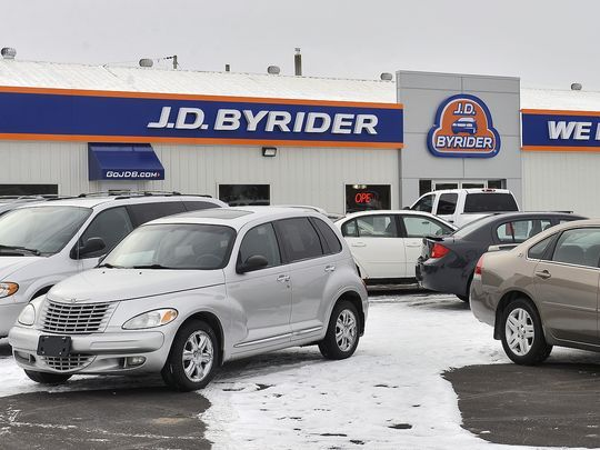 Buy Here Pay Here Indiana >> J D Byrider Is A Buy Here Pay Here Dealer Of Used Cars