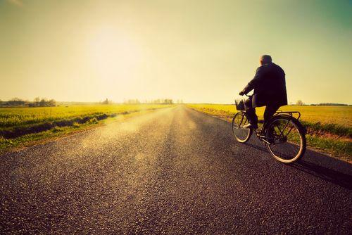 Por una ciudad hecha para # bicis