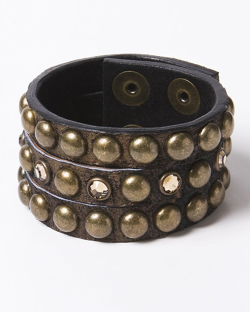 head remix cropped image shoptiques chicago products front classic from l bangle nail bracelet