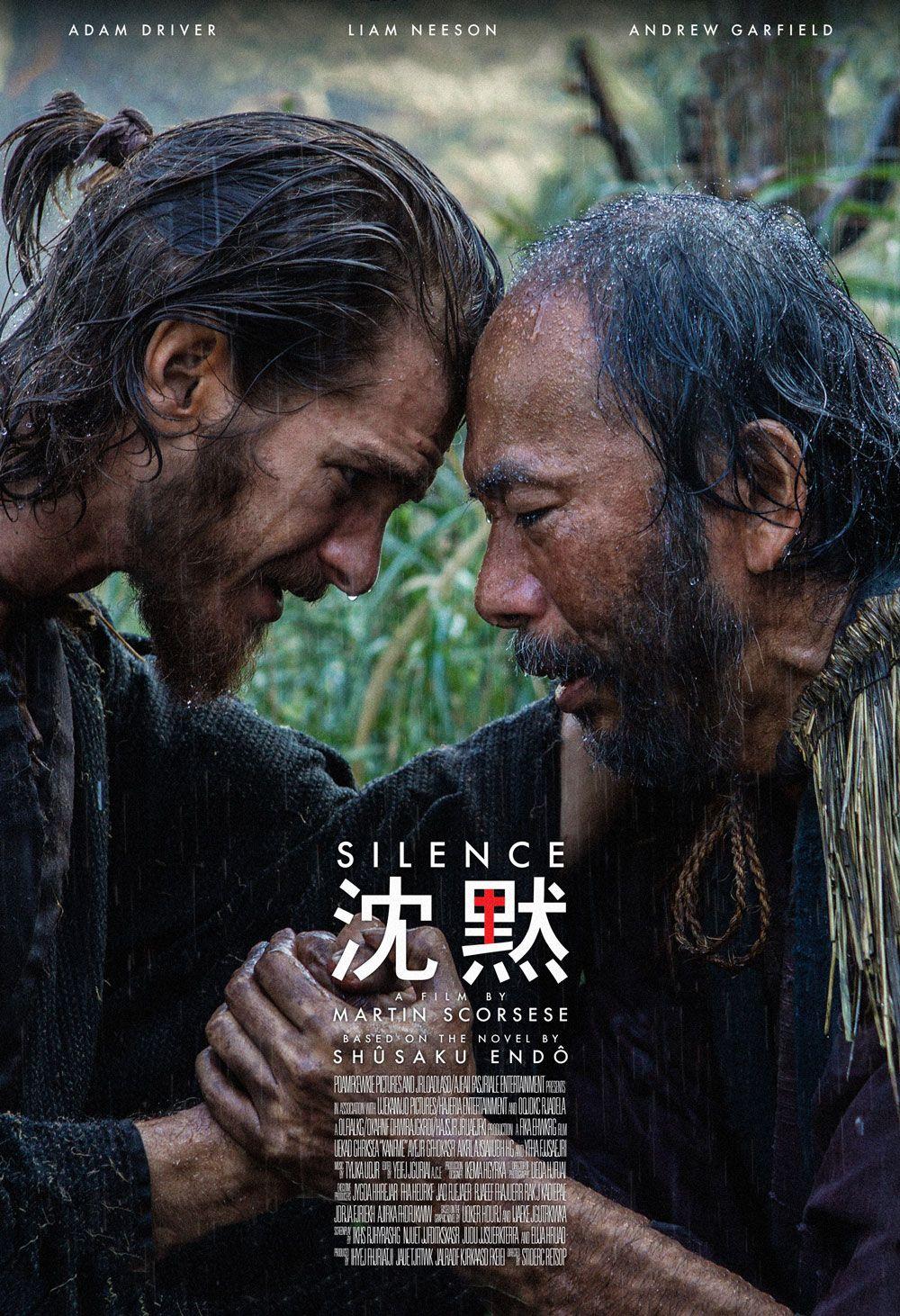 silence (2016) - new martin scorsese film hd wallpaper from