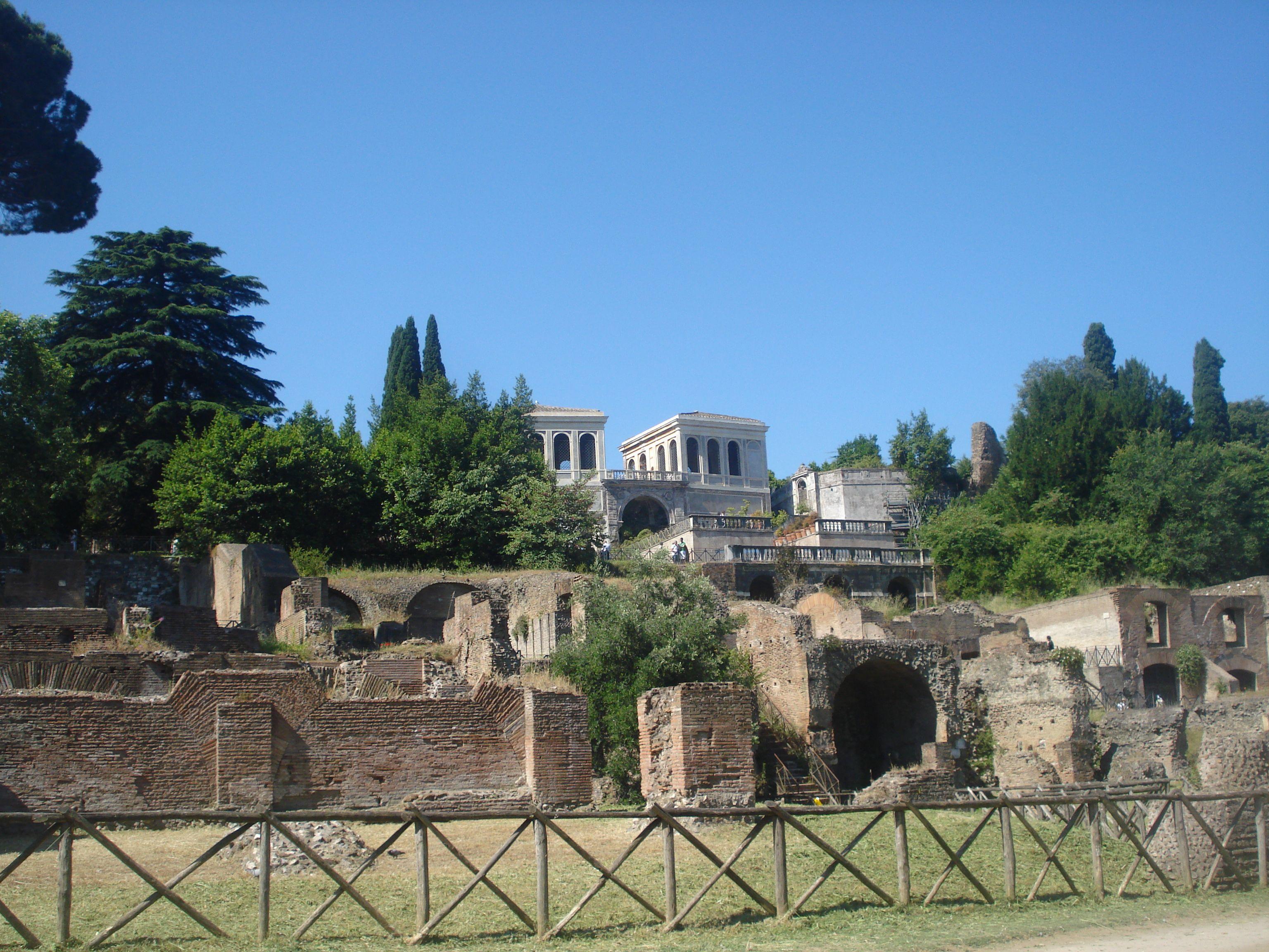 Foro Romano, Roma, Italia (2014) Italia, Roma, Ciudades