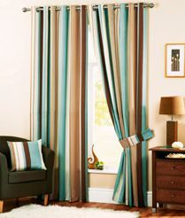 Buy Whitworth Duck Egg Eyelet Curtains - 168 x 229cm at Argos.co.uk, visit Argos.co.uk to shop online for Curtains
