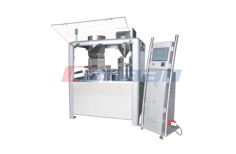 Njp 3500c D Automaticcapsulefillingmachine It Can Fill Different Capsule Sizes From 00 To 4 With Capacity Of 450 000pcs Ho Capsule Manufacturing Compactor