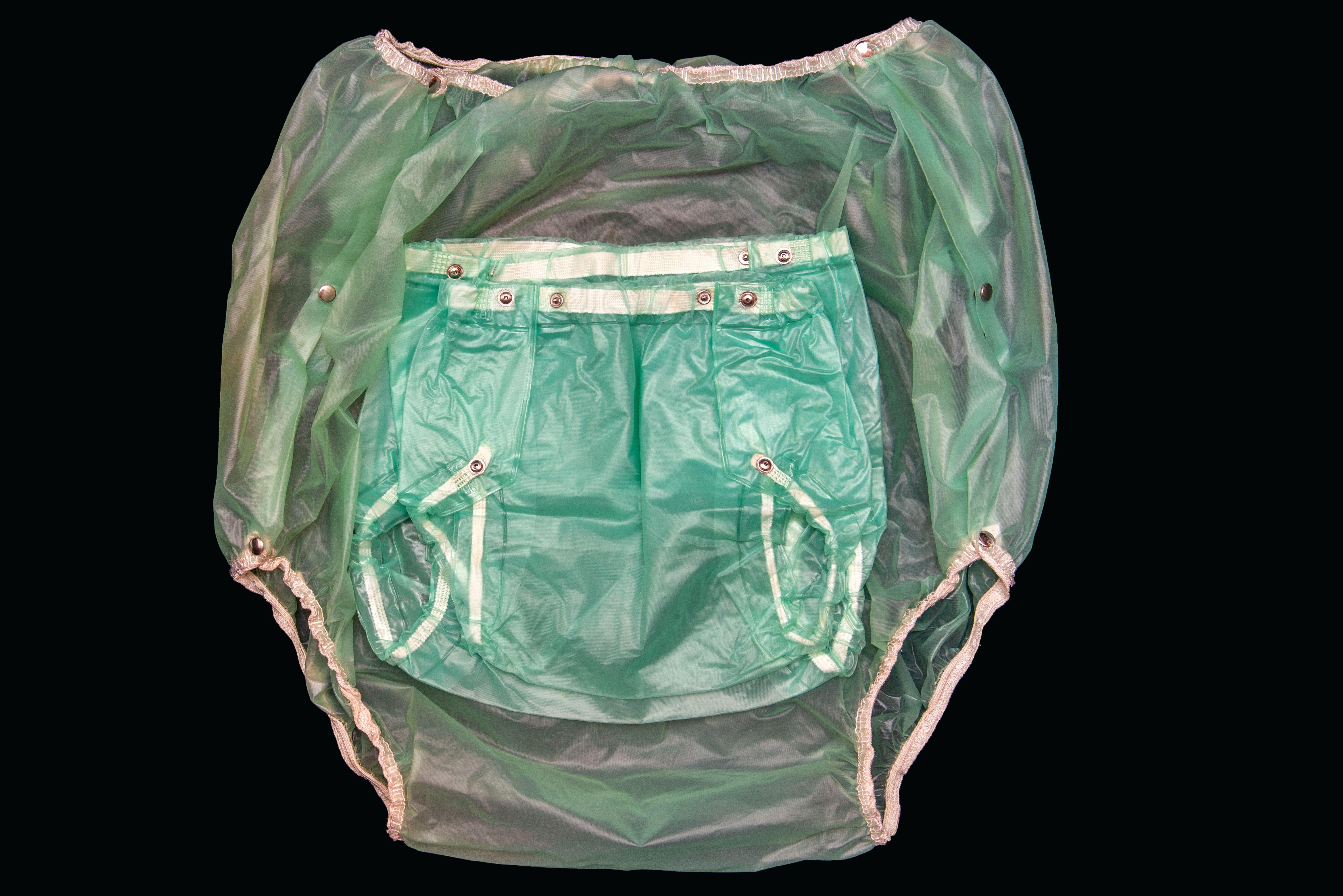 Meine mitgewachsenen Gummihosen 2 | Plastic pants, Diaper