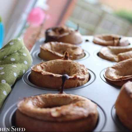 Clean Eating Yorkshire Puddings – The Kitchen Shed