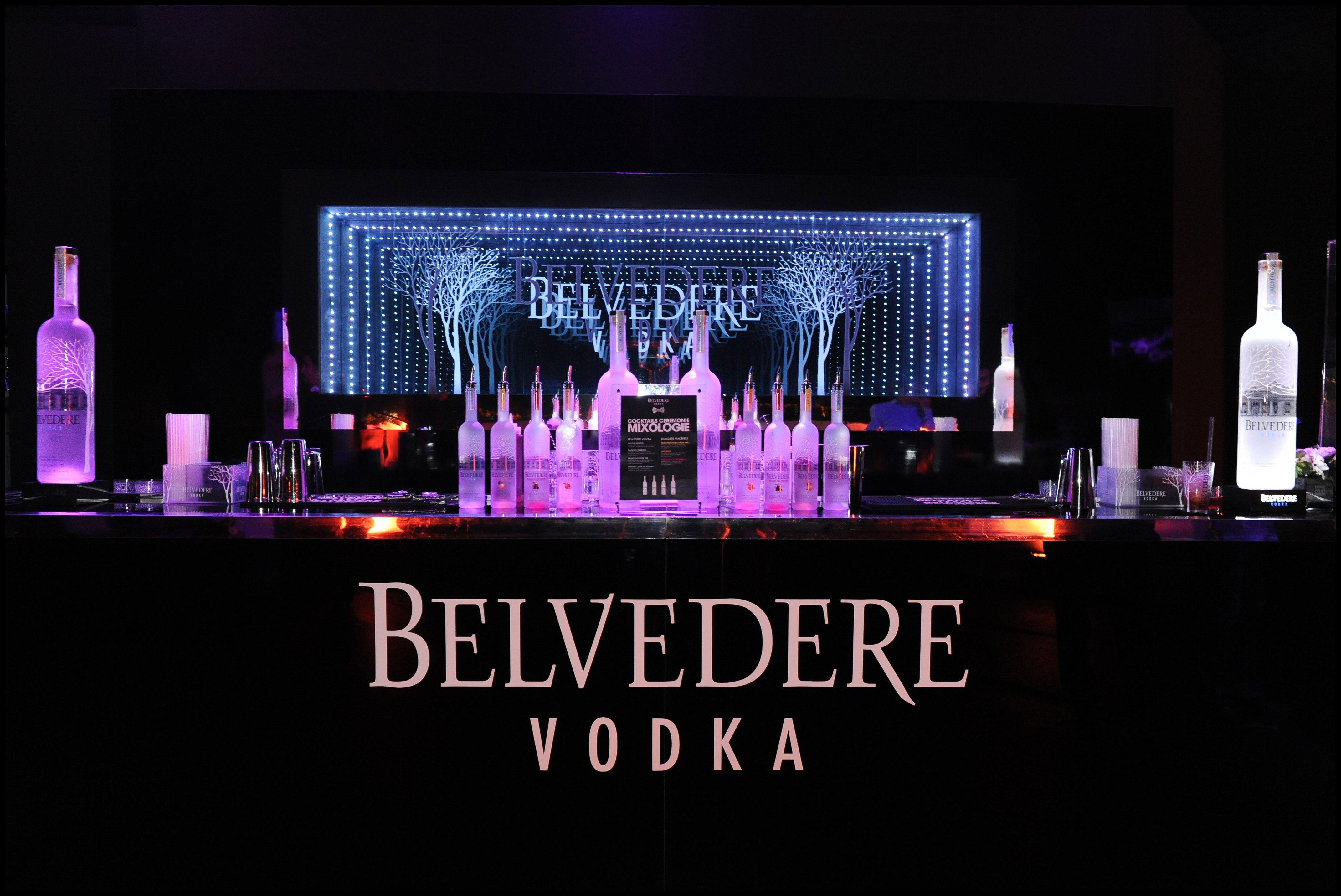 Belvedere vodka - Design by QSLD