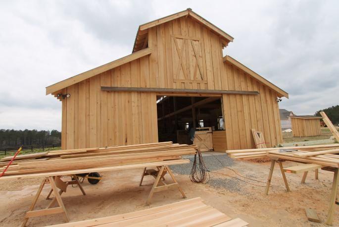 Han Lumber Garage Kits 84 Cartersville Ga Carter