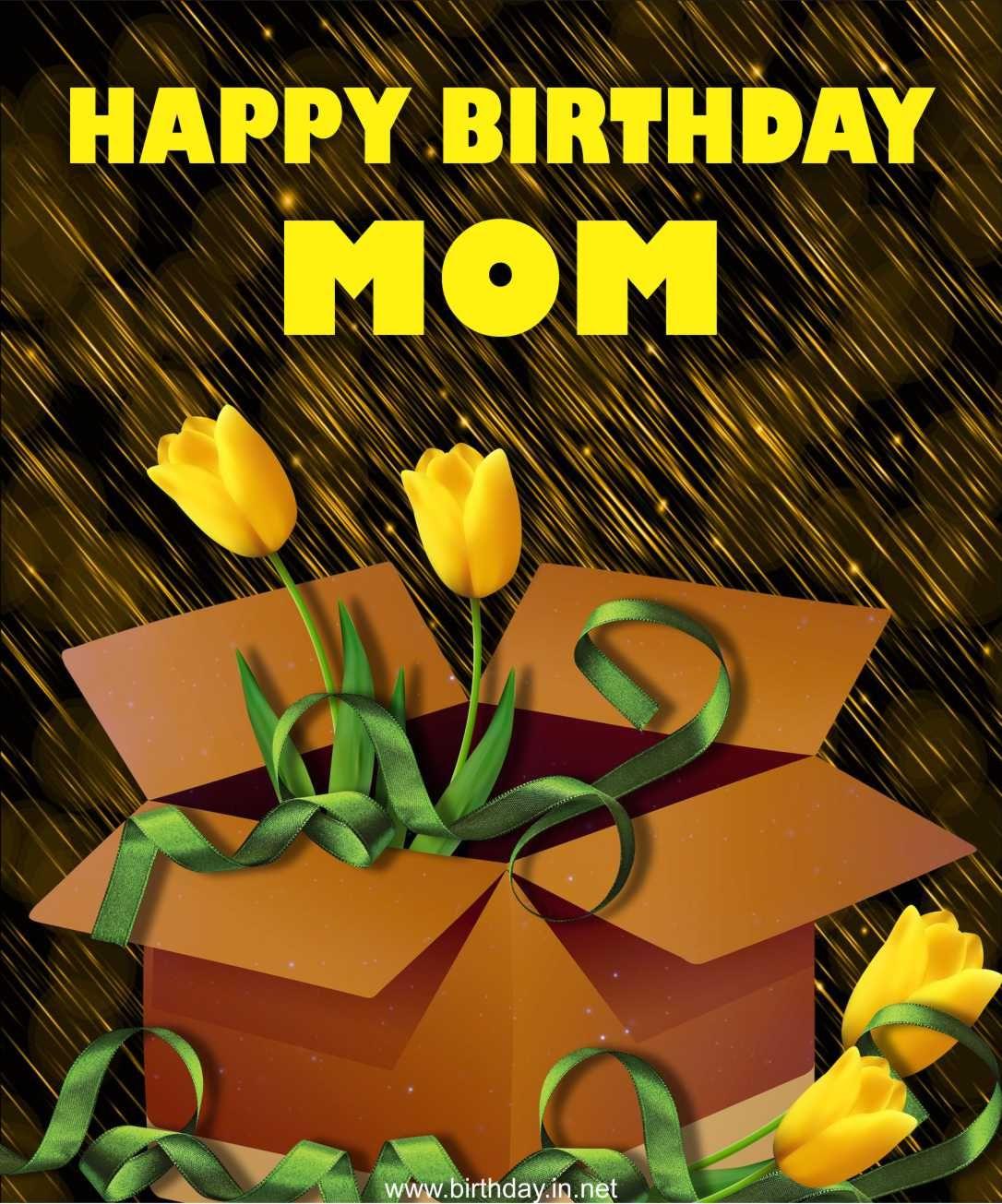 Happy Birthday Mom Latest Birthday Wishes for Mom