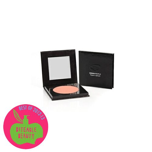 Green People Pure Blush Rose 10g vegetarian