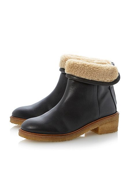 9ab981714cf Purley crepe sole ankle boots | Shoes | Boots, Leather ankle boots ...