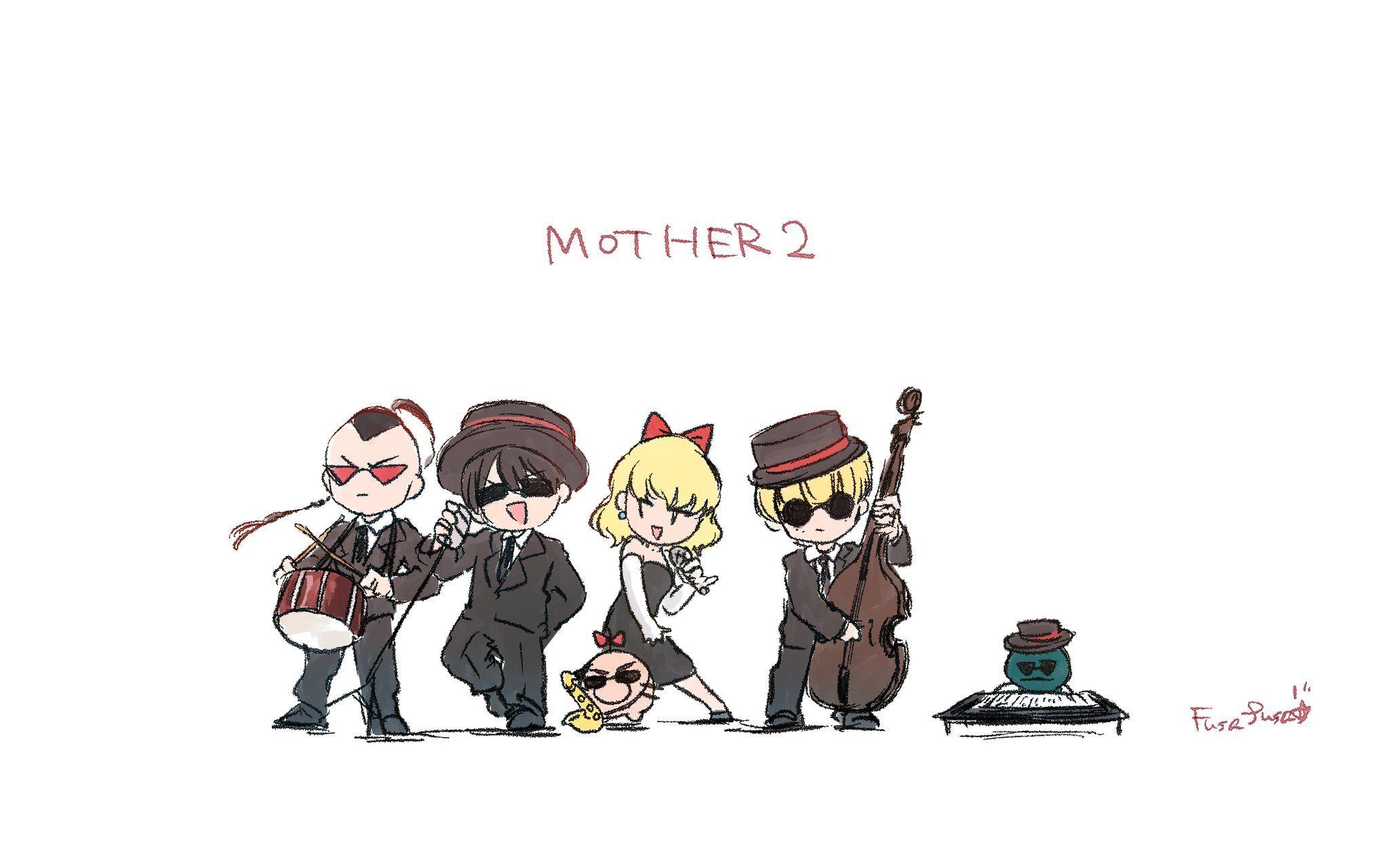 ポーキー マザー 3