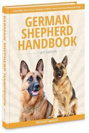 German Shepherd Handbook German Shepherd Training German