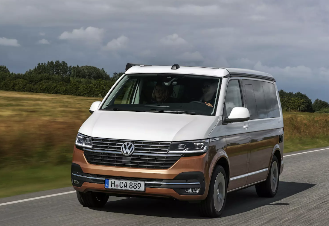 It S Absurd The New Vw California Camper Van Isn T Sold In The Us Here S Why In 2020 Vw California T6 Vw California Beach Campingideen