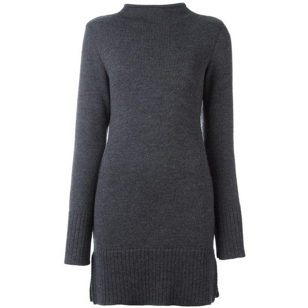Free Shipping Collections Best Choice knitted dress - Green Société Anonyme Outlet Store For Sale dXC1lV