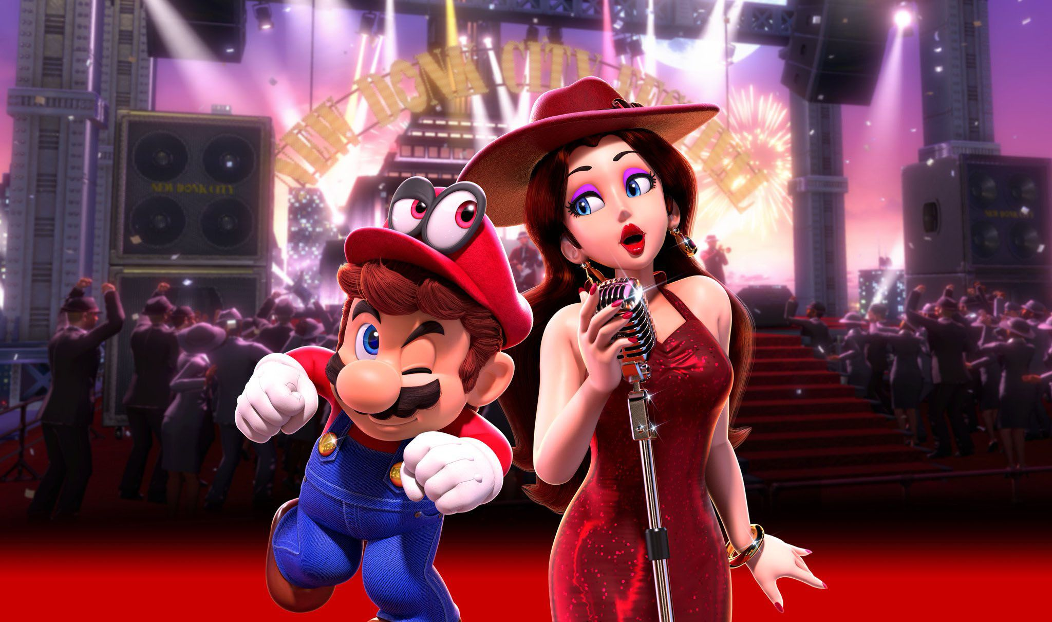 Super Mario Animated Movie Set To Premiere Around 2022 Super