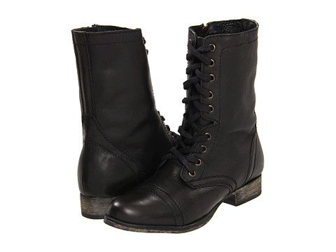 these are supposedly combat boots, but in my head (and heart) they are
