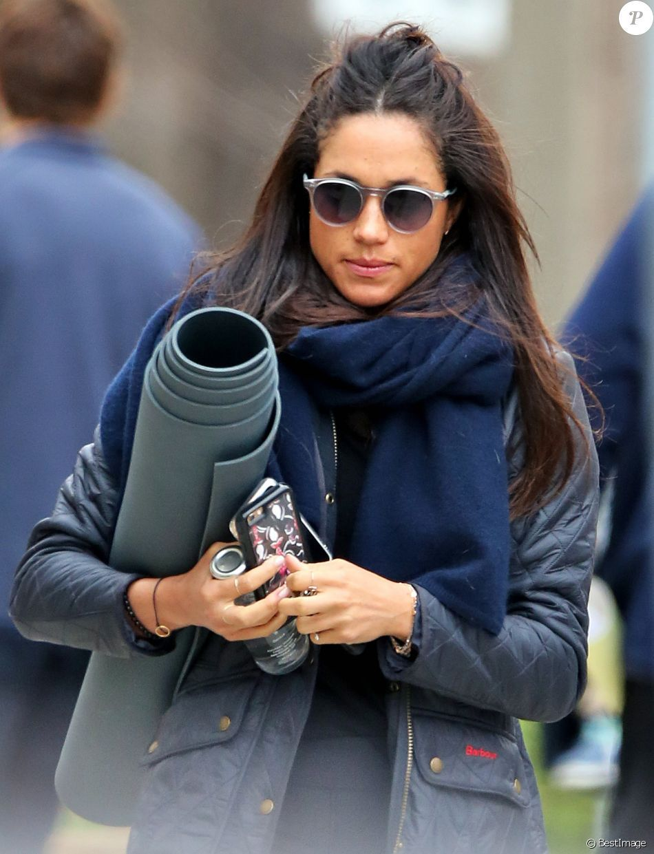 Image result for meghan markle yoga style