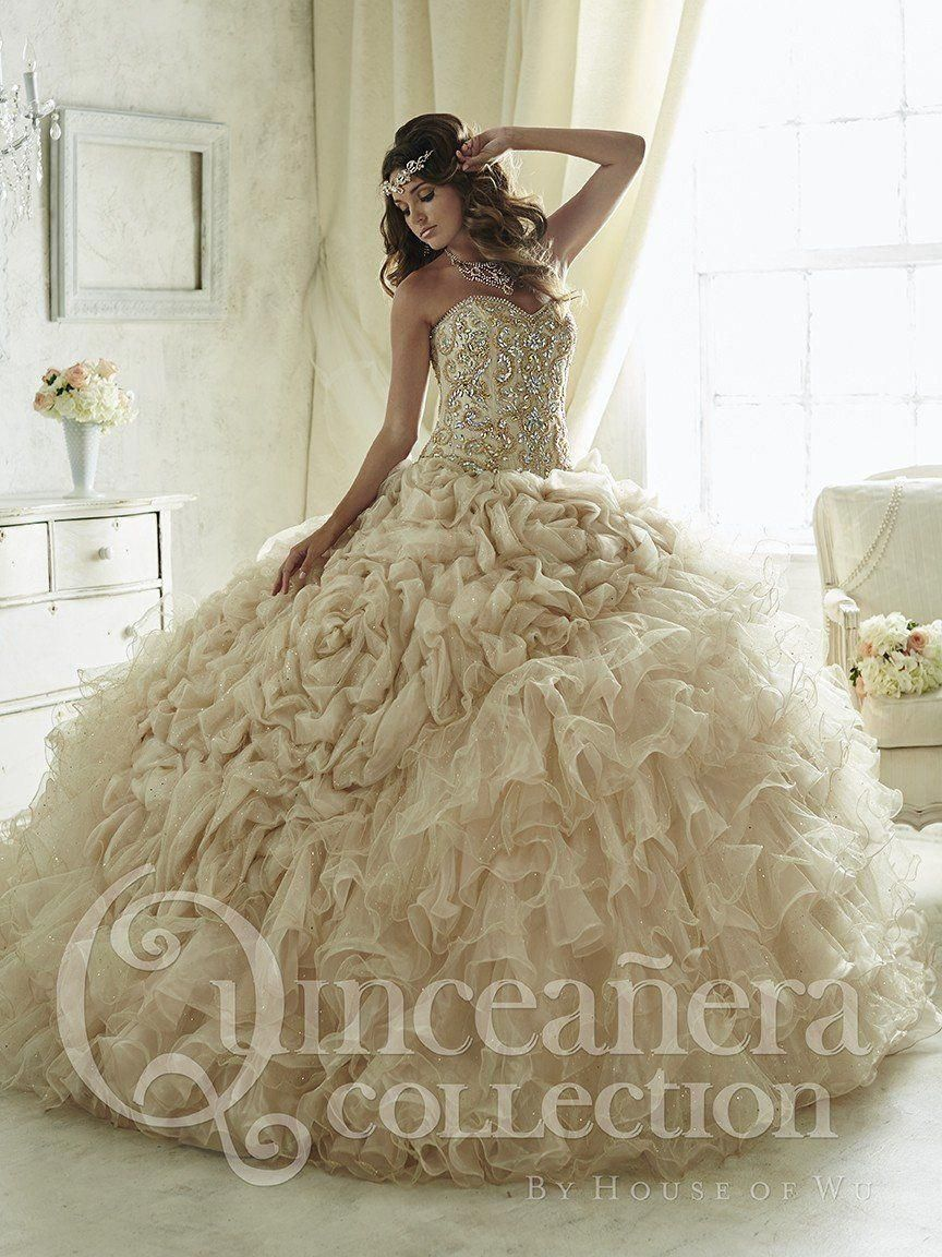 3be2dbb49df Quinceanera Dress House of Wu - QuinceDresses.com  quinceaneradresses