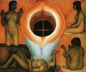 1926-1927 Diego Rivera 'Maduracion' [Ripening]. www.diego-rivera-foundation.org