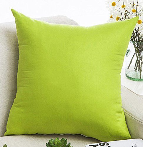 182022 inch Solid Color Stuffed Throw Pillow LivebyCare Filled Cushion Filling Bed Pillows Pattern Zipper For & 182022 inch Solid Color Stuffed Throw Pillow LivebyCare Filled ... pillowsntoast.com