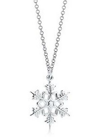 87fee04740c Tiffany   Co Attractive Snowflake Necklace