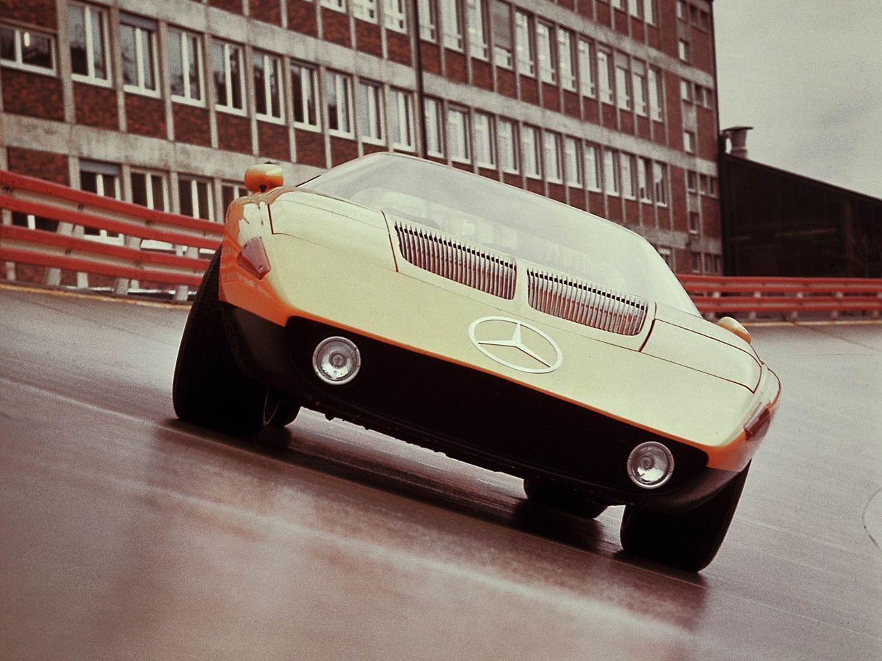Mercedes benz 280sl car vehicl wrap mercedes benz merced pagoda - 1970 Mercedes Benz C111 Www Luxuryaddicted Com