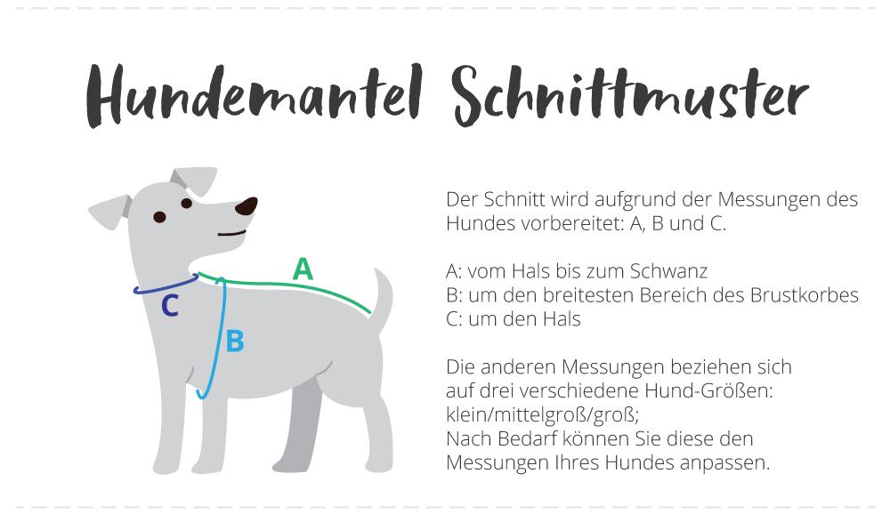 Hundemantel Schnittmuster Kostenlos