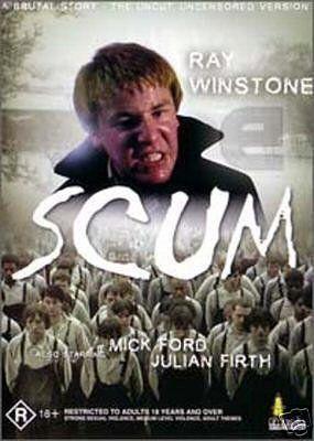 Scum 1979 Film Film Books Ray Winstone