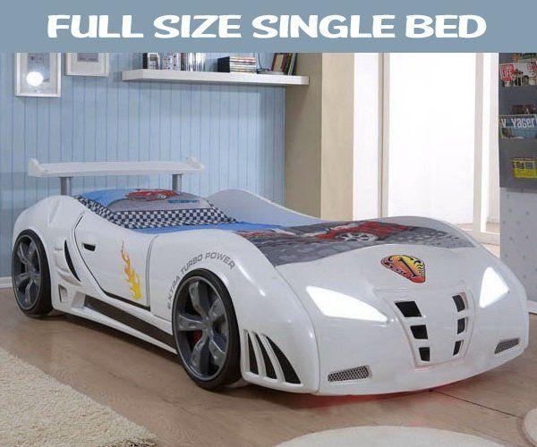 The Speedster Ventura Race Car Bed. Luxury Car Beds, Unique Race ...