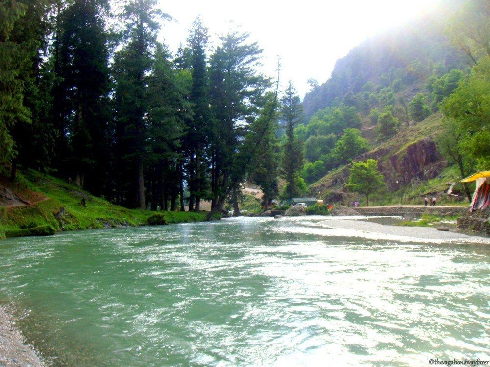 Betaab Valley, Pahalgam, Kashmir #India