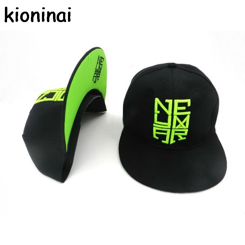 bff0391ade5 Fashion!!Neymar JR njr Brasil Baseball Cap Hip Hop Cap Sports Snapback  Adjustable Hat Casquette Swag Chapeu de sol Carras Bone
