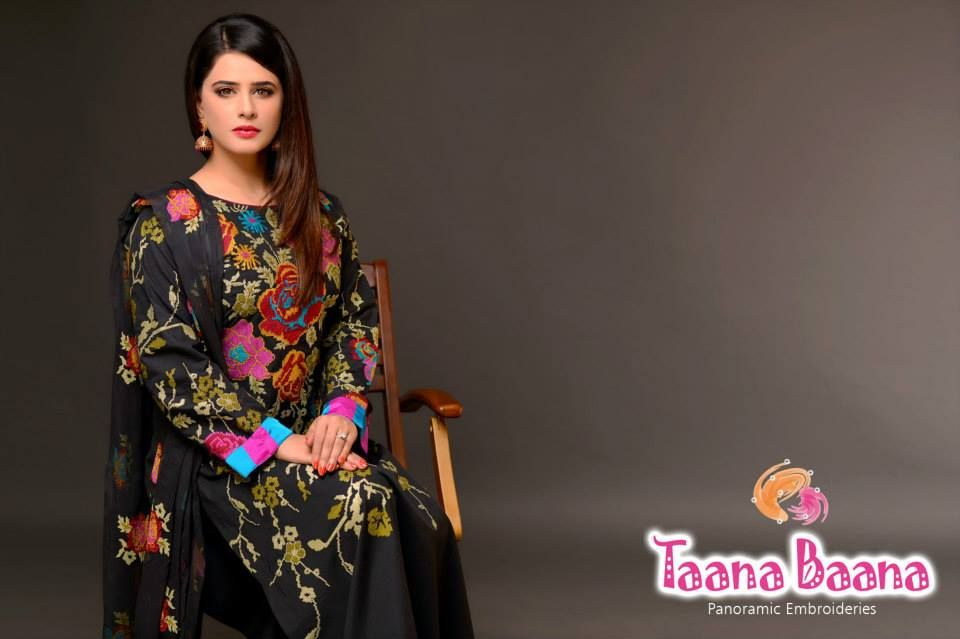 Were All Familiar With The Pakistani Brand Name Taana Baana And