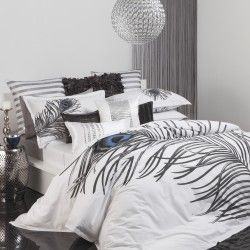 Yolanda White Quilt Cover Set by Logan & Mason - Quilt & Doona Covers - All Categories