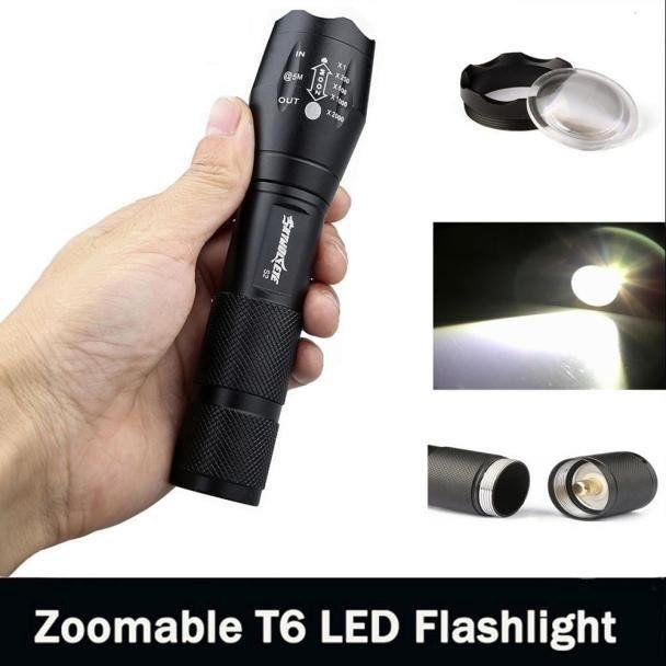 Mini Tactical Flashlight Free   Shipping