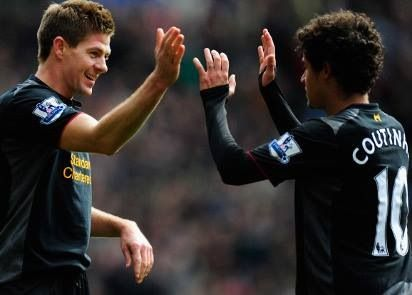 Stevie and Coutinho