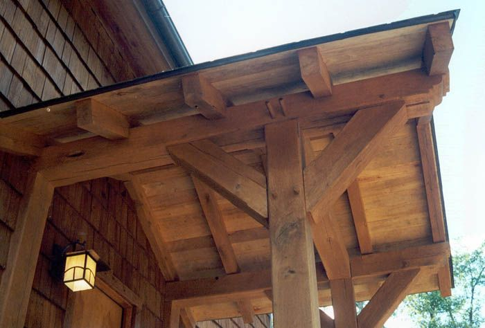 Timber Construction Corner Bracing Google Search Wood