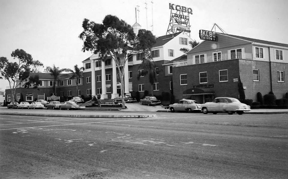 This Is The The Historic Lafayette Hotel On El Cajon Blvd In San Diego Just East Of Park Blvd Though At The Time It W Lafayette Hotel Manor Hotel Street View