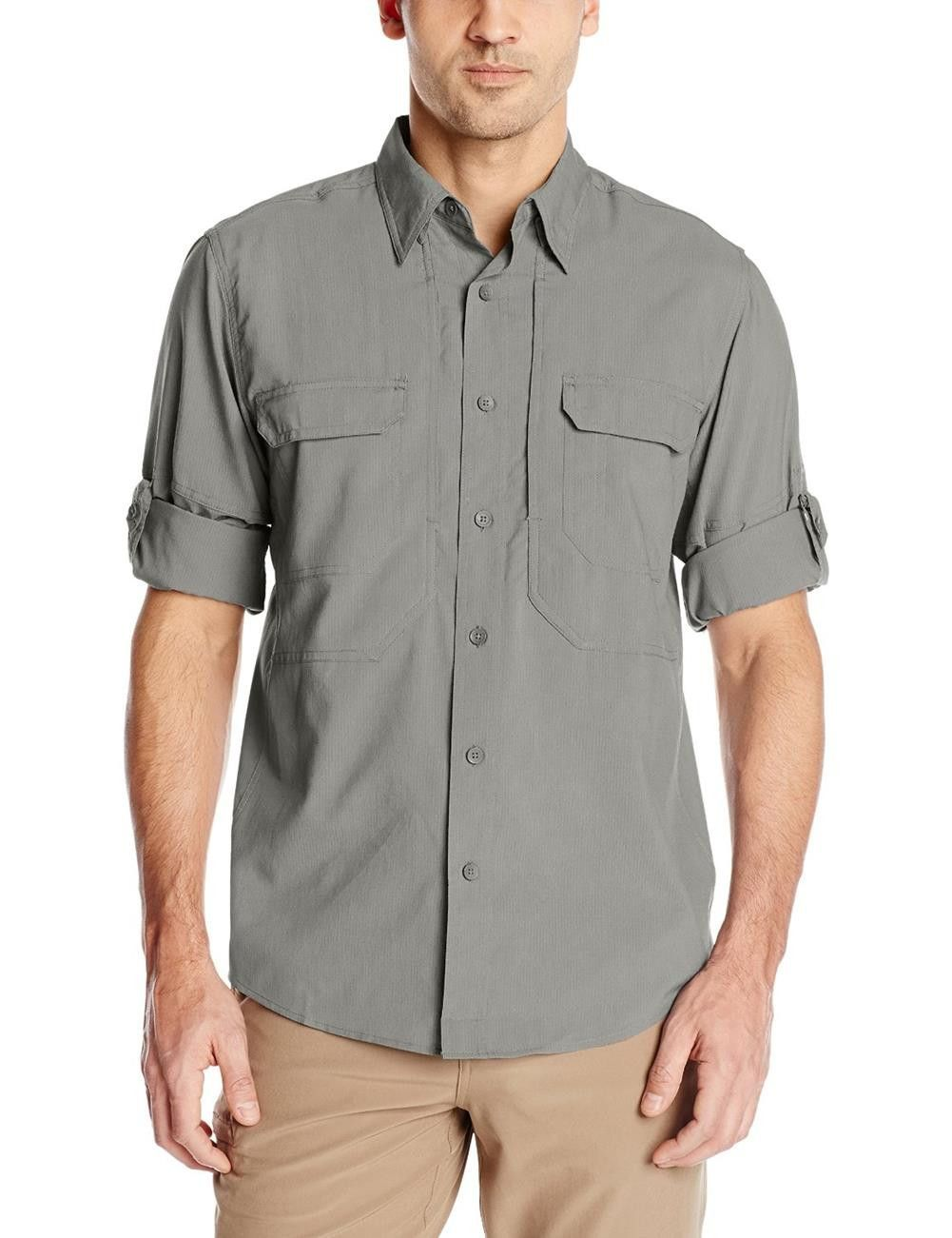 Expedition Stretch Long Sleeve Shirt