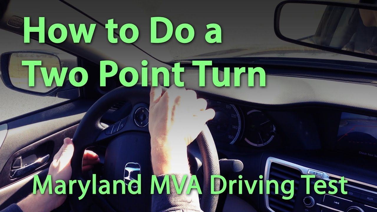Pin by Home on Maryland Driving Test Routes Drivers test
