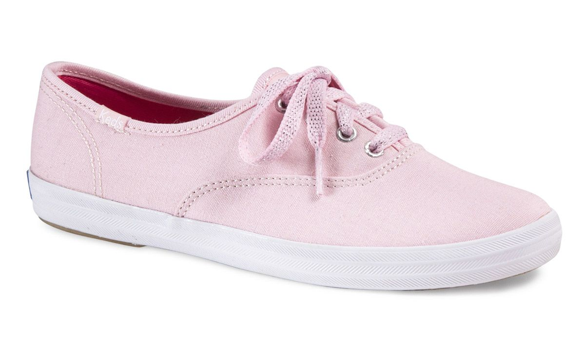 aed69343f5a Keds Canvas and Leather Sneakers   Shoes for Girls