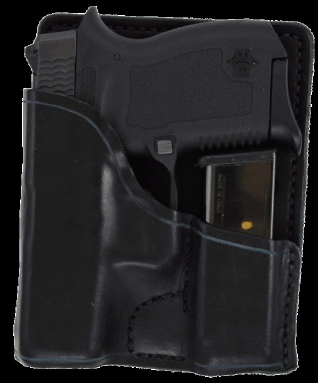 Stoner Holsters Back Pocket Wallet Holster with Mag