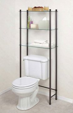Best Living Monaco Bathroom Space Saver Etagere Shelf Oil Rubbed Bronze