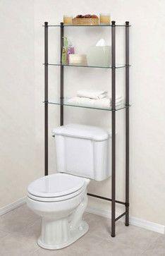 Ordinaire Free Standing Bathroom Shelf Bathroom Storage Oganize It