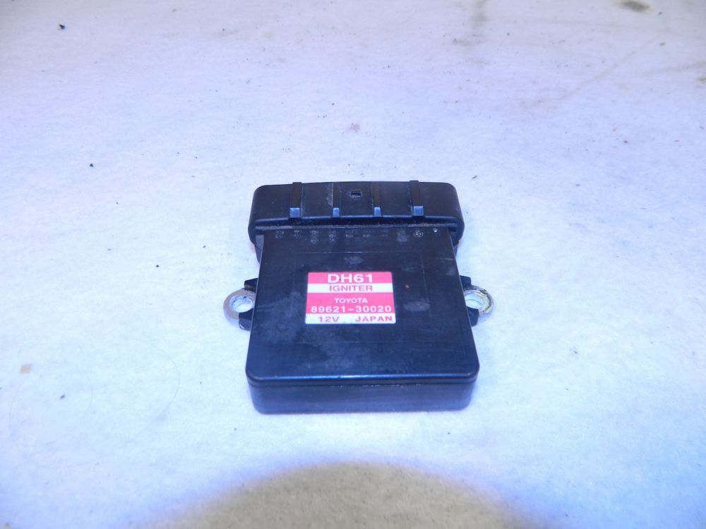 01 05 Lexus Is300 Gs300 89621 30020 Red Label Dh61 Ignition