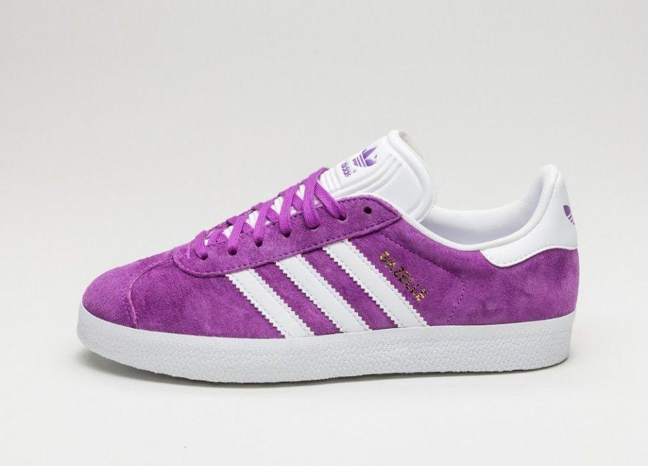 Gazelle Amor Comprar Choque Violetablancasgold Para Adidas 5qjR34AL