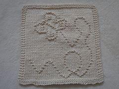 Flutter by Butterfly pattern by Louise Sarrazin