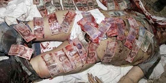 Borderland Beat: May 2009 - blood money